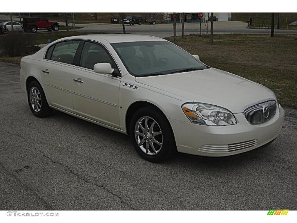 2008 white diamond tricoat buick lucerne cxl 46500494. Black Bedroom Furniture Sets. Home Design Ideas