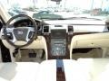 Cocoa/Light Cashmere Dashboard Photo for 2008 Cadillac Escalade #46506266