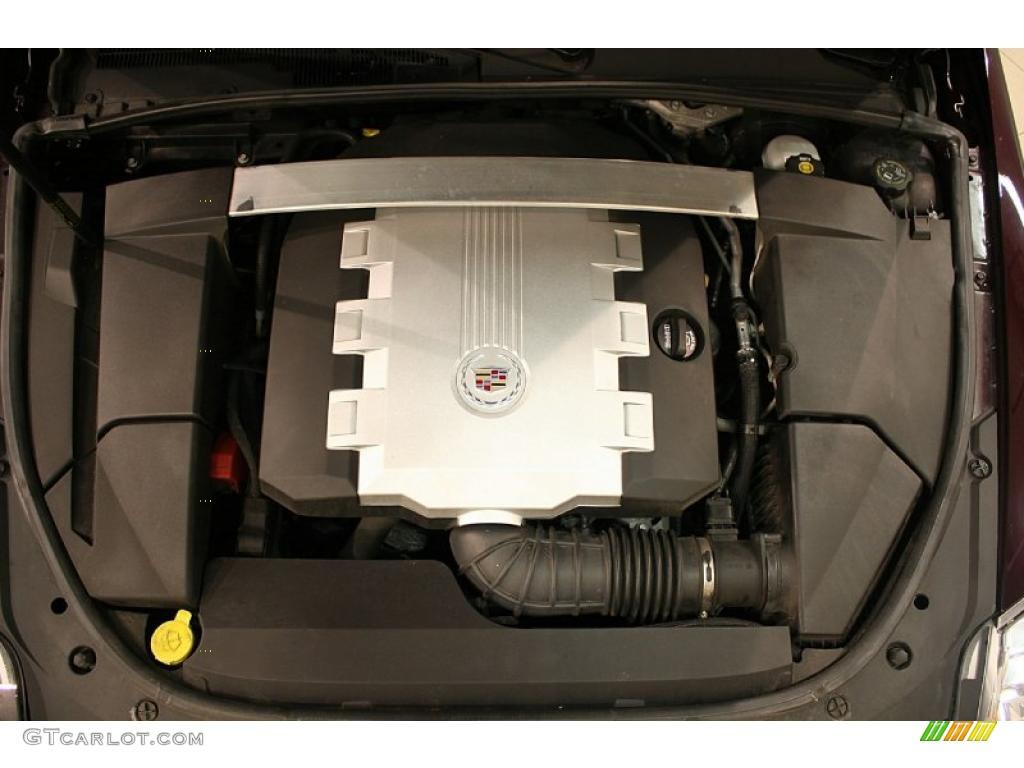 2008 cadillac cts 4 awd sedan 3 6 liter di dohc 24 valve. Black Bedroom Furniture Sets. Home Design Ideas