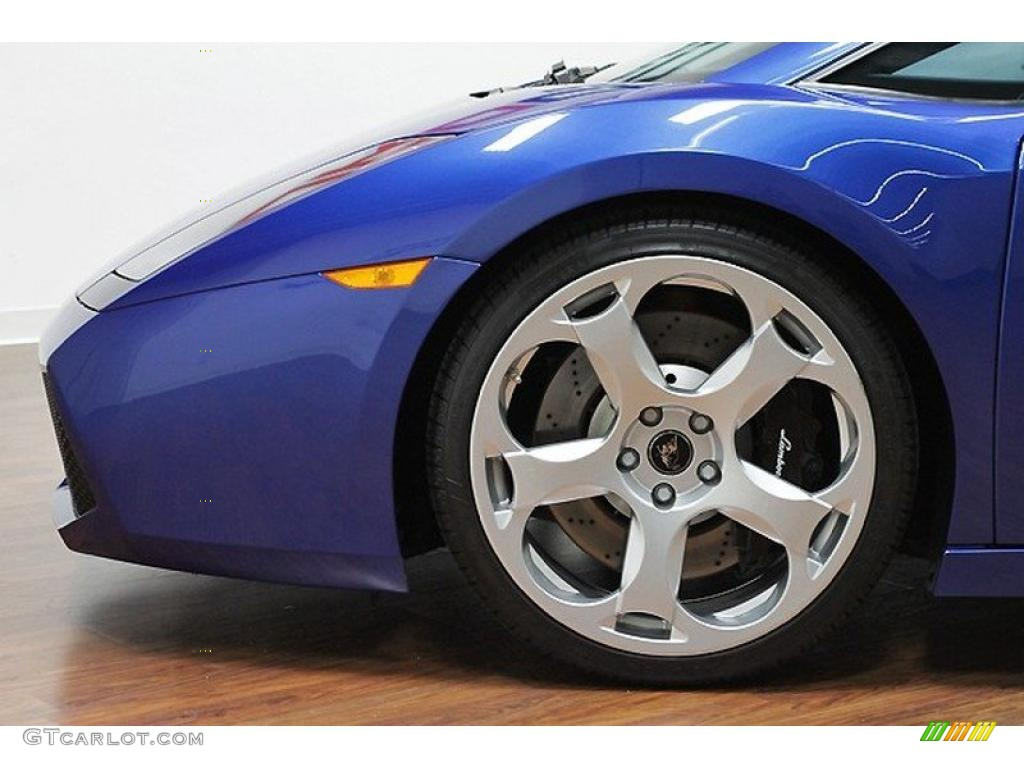 2004 Lamborghini Gallardo Coupe Wheel Photo 46516914 Gtcarlot Com