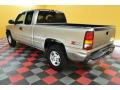 2000 Light Pewter Metallic Chevrolet Silverado 1500 Z71 Extended Cab 4x4  photo #3