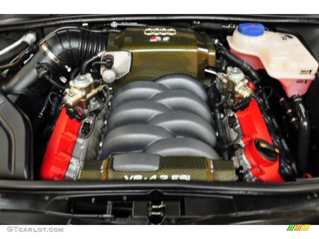 2007 Audi Rs4 4 2 Quattro Sedan 4 2 Liter Fsi Dohc 32