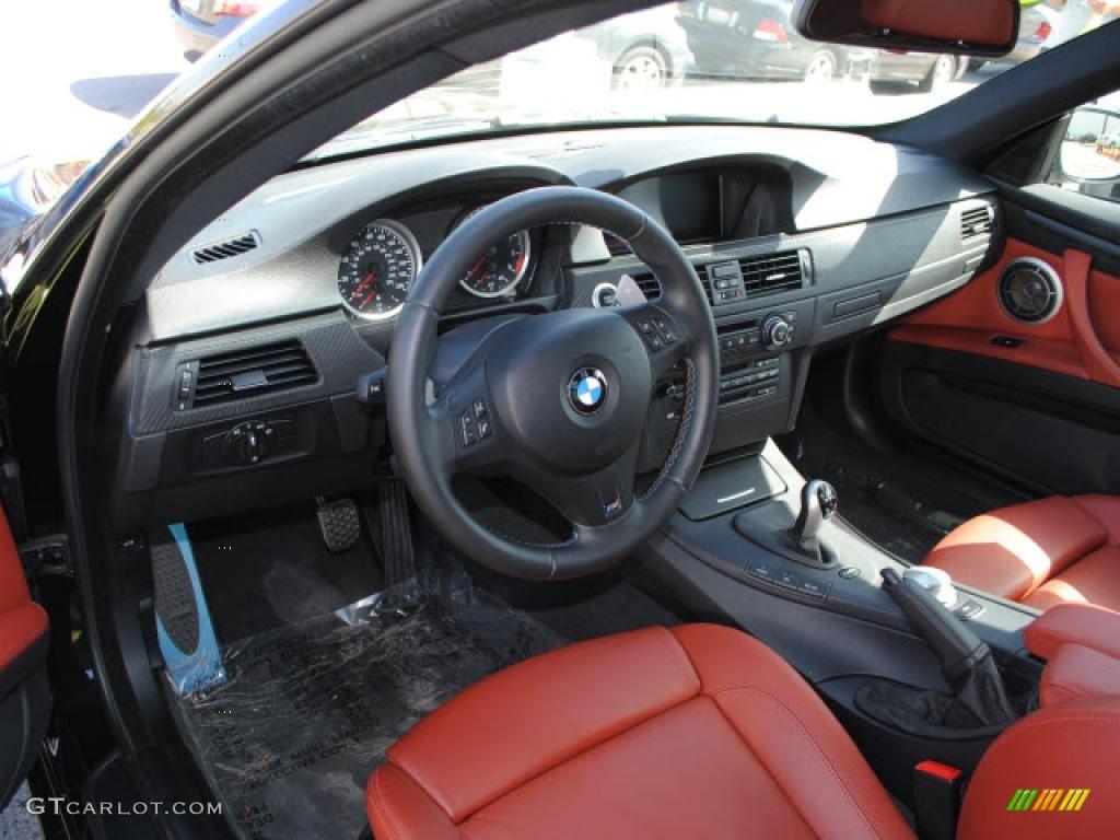 Fox Red Interior 2008 Bmw M3 Coupe Photo 46531866 Gtcarlot Com