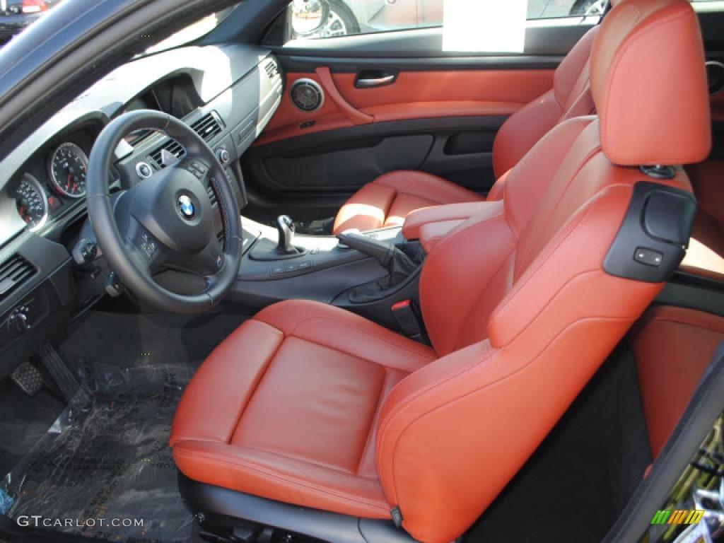 Fox Red Interior 2008 Bmw M3 Coupe Photo 46531881 Gtcarlot Com
