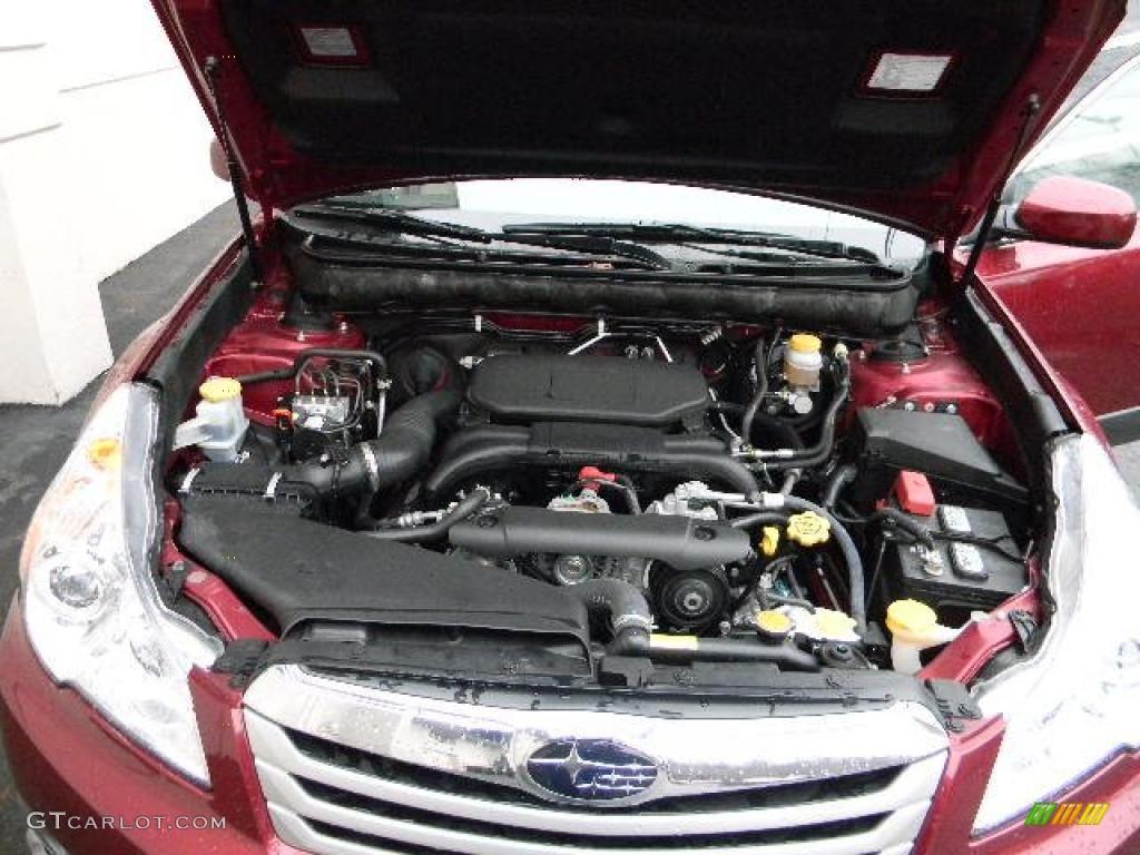 2011 subaru outback premium wagon 2 5 liter sohc 16 valve vvt flat 4 cylinder engine photo. Black Bedroom Furniture Sets. Home Design Ideas