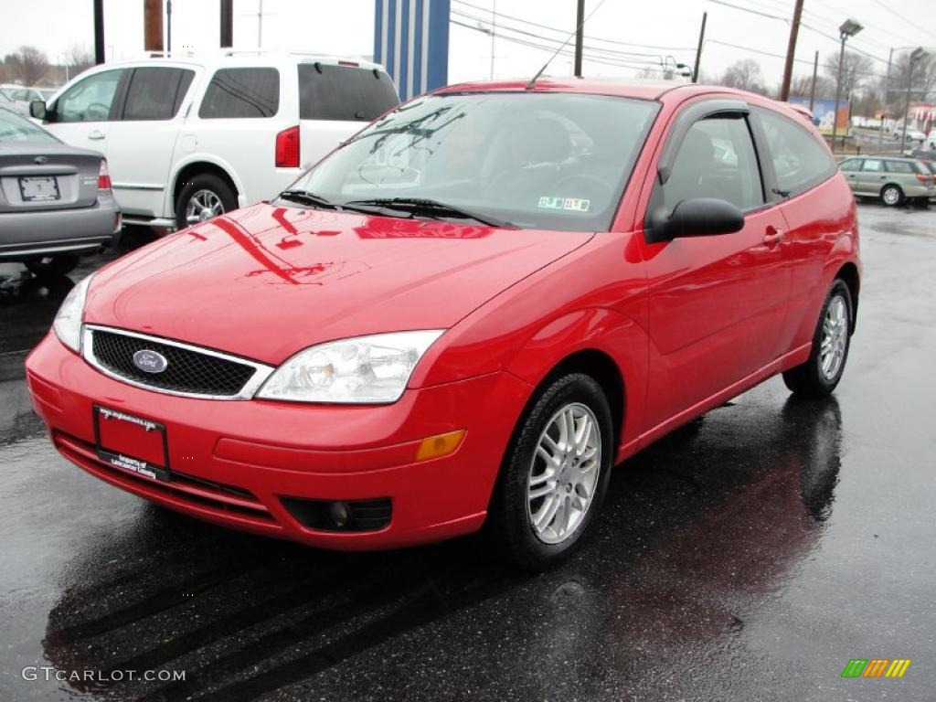 infra red 2006 ford focus zx3 se hatchback exterior photo. Black Bedroom Furniture Sets. Home Design Ideas