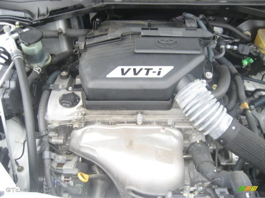 2005 Toyota Rav4 4wd 2 4 Liter Dohc 16v Vvt