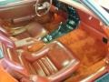 1982 Corvette Coupe Dark Red Interior