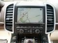 Navigation of 2011 Cayenne S