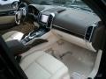 Dashboard of 2011 Cayenne S