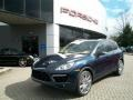Dark Blue Metallic - Cayenne Turbo Photo No. 1