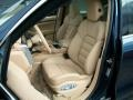 2011 Cayenne Turbo Luxor Beige Interior