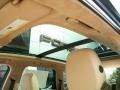 Sunroof of 2011 Cayenne Turbo