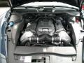 2011 Cayenne Turbo 4.8 Liter Twin-Turbocharged DFI DOHC 32-Valve VVT V8 Engine