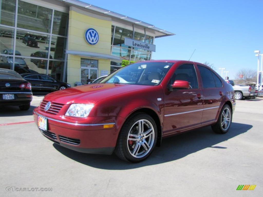 2004 spice red metallic volkswagen jetta gls tdi sedan 46545989 car color. Black Bedroom Furniture Sets. Home Design Ideas