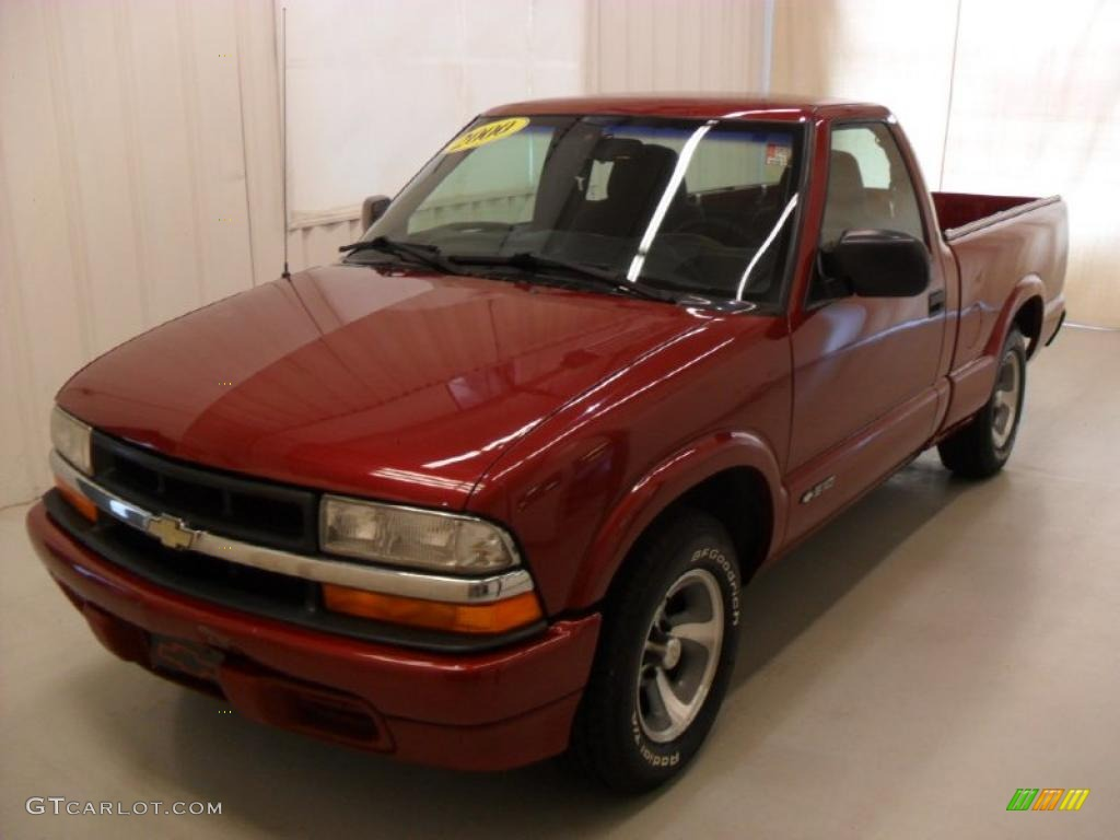 ... All Chevy 2000 chevrolet s10 ls  2000 Dark Cherry Red Metallic Chevrolet S10 LS Regular ... & All Chevy » 2000 Chevrolet S10 Ls - Old Chevy Photos Collection ...