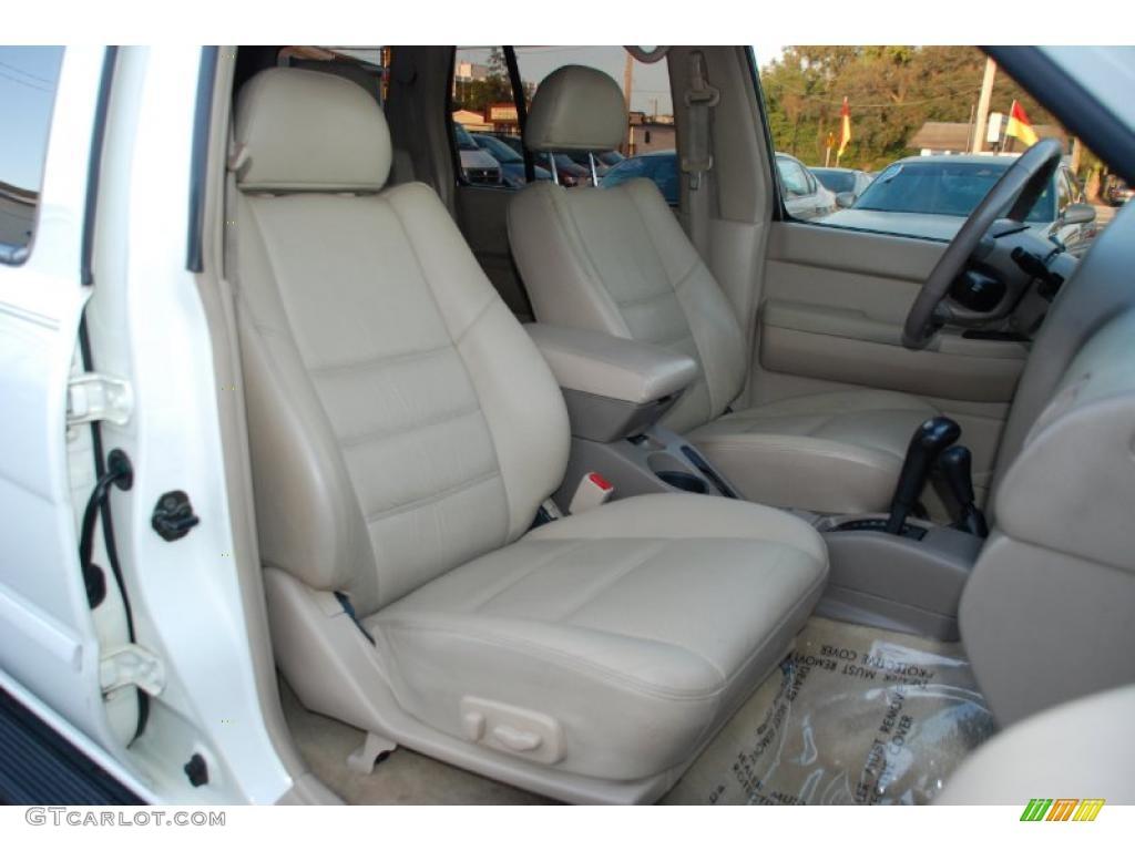 Beige Interior 2001 Nissan Pathfinder Le 4x4 Photo 46557309