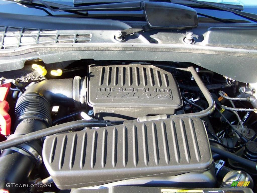 2005 Dodge Durango Limited 4x4 4 7 Liter Sohc 16 Valve V8