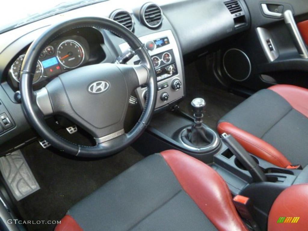 2007 Hyundai Tiburon Gt Interior Photo 46559334