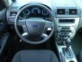 2011 Bordeaux Reserve Metallic Ford Fusion SE V6  photo #7