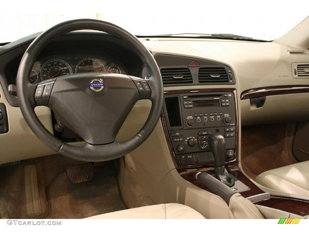 taupe interior 2008 volvo s60 2 5t awd photo 46563129. Black Bedroom Furniture Sets. Home Design Ideas