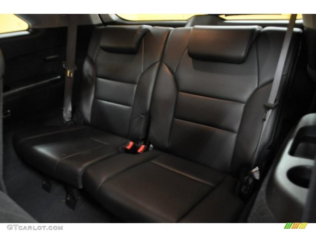 Ebony Interior 2008 Acura MDX Technology Photo #46566277 | GTCarLot.com