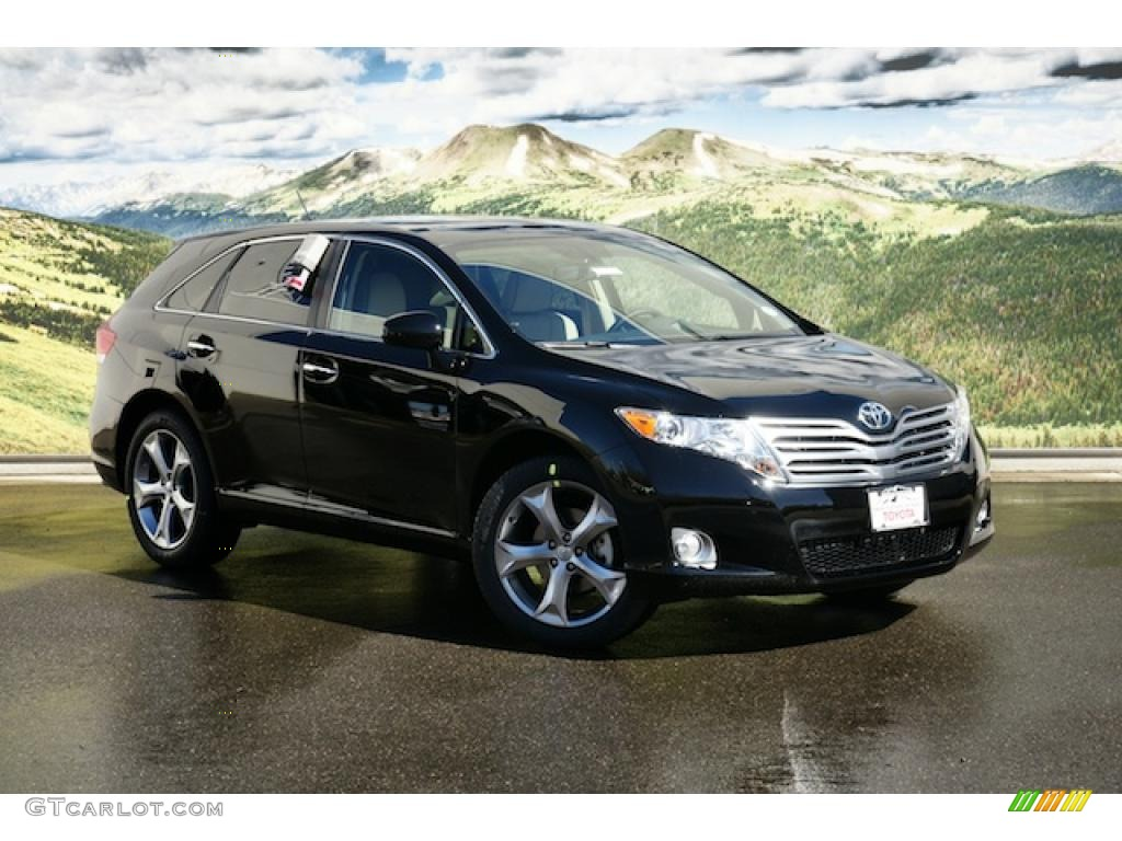 2011 black toyota venza v6 awd 46545367 photo 11. Black Bedroom Furniture Sets. Home Design Ideas