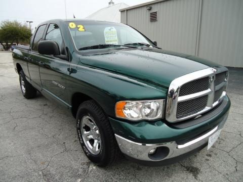 2002 Dodge Ram 1500 SLT Quad Cab Data, Info and Specs