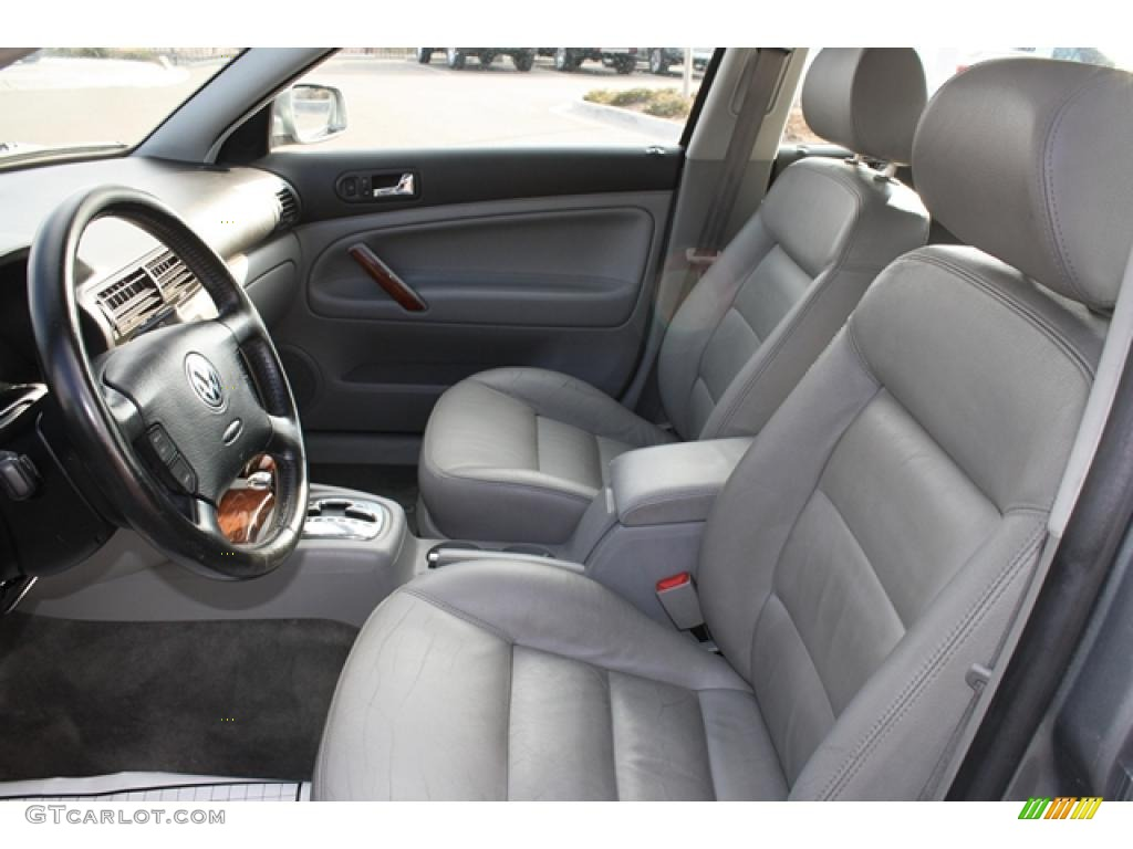 2002 Volkswagen Passat Glx Sedan Interior Photo 46574401
