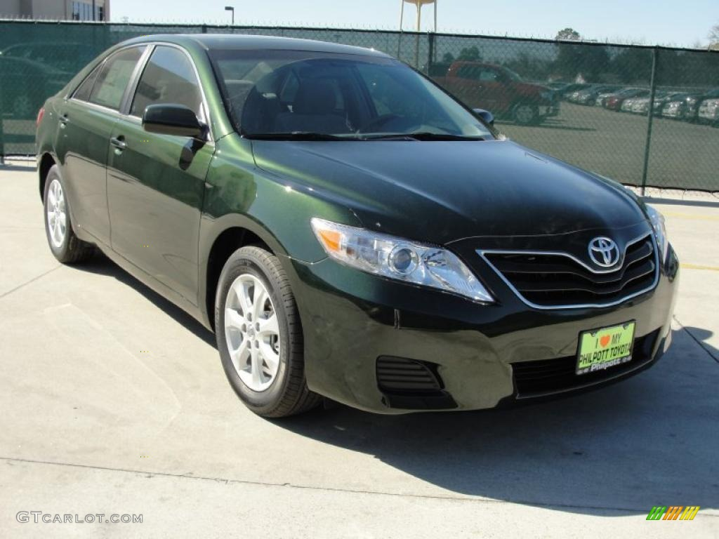 Toyota Camry Paint Codes