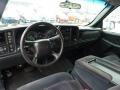 Graphite Dashboard Photo for 2001 Chevrolet Silverado 1500 #46579946