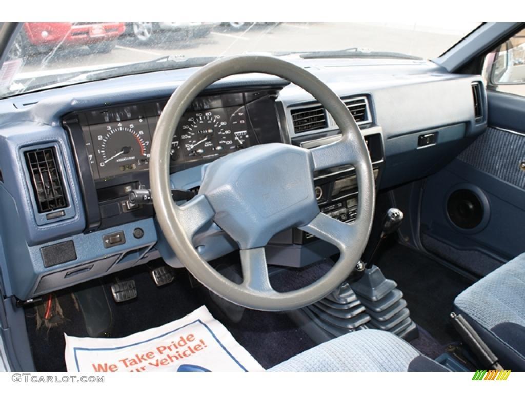 Nissan D21 Transmission