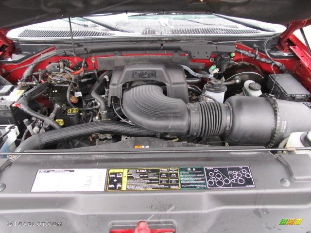 2002 ford f150 xlt supercab 5 4 liter sohc 16v triton v8 for Motor ford f150 v8