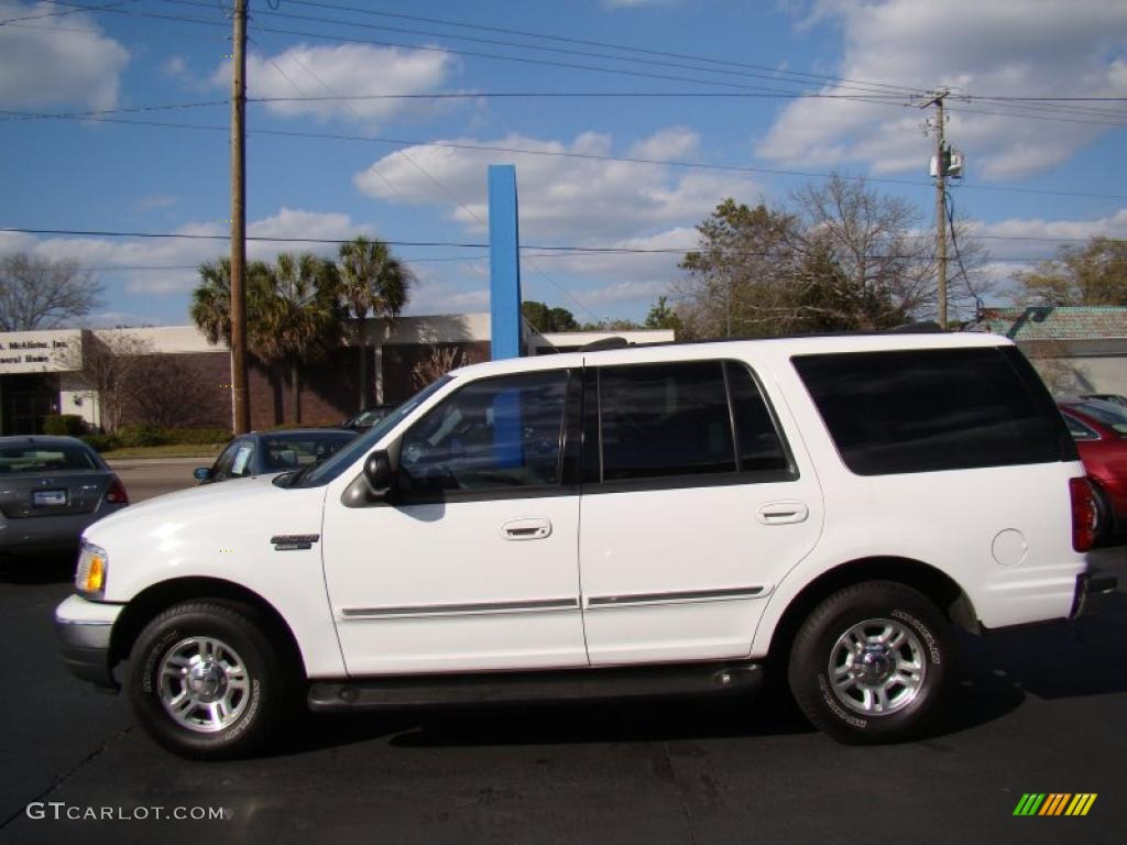 2000 Oxford White Ford Expedition Xlt 46545892 Photo 5