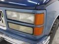 Atlantic Blue Metallic - Yukon SLE 4x4 Photo No. 15