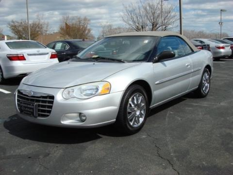 2004 chrysler sebring limited convertible data info and specs. Cars Review. Best American Auto & Cars Review