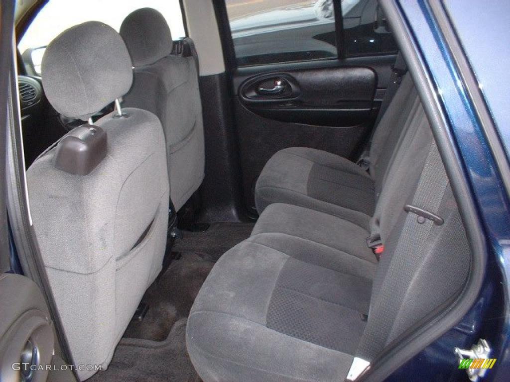 Trailblazer ss Interior 2007 Chevrolet Trailblazer ss
