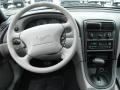 Medium Graphite Dashboard Photo for 2000 Ford Mustang #46621261