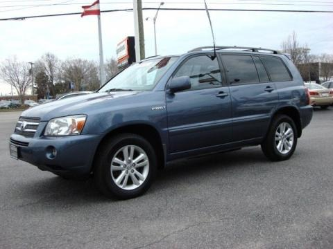2007 toyota highlander hybrid 4wd data info and specs. Black Bedroom Furniture Sets. Home Design Ideas