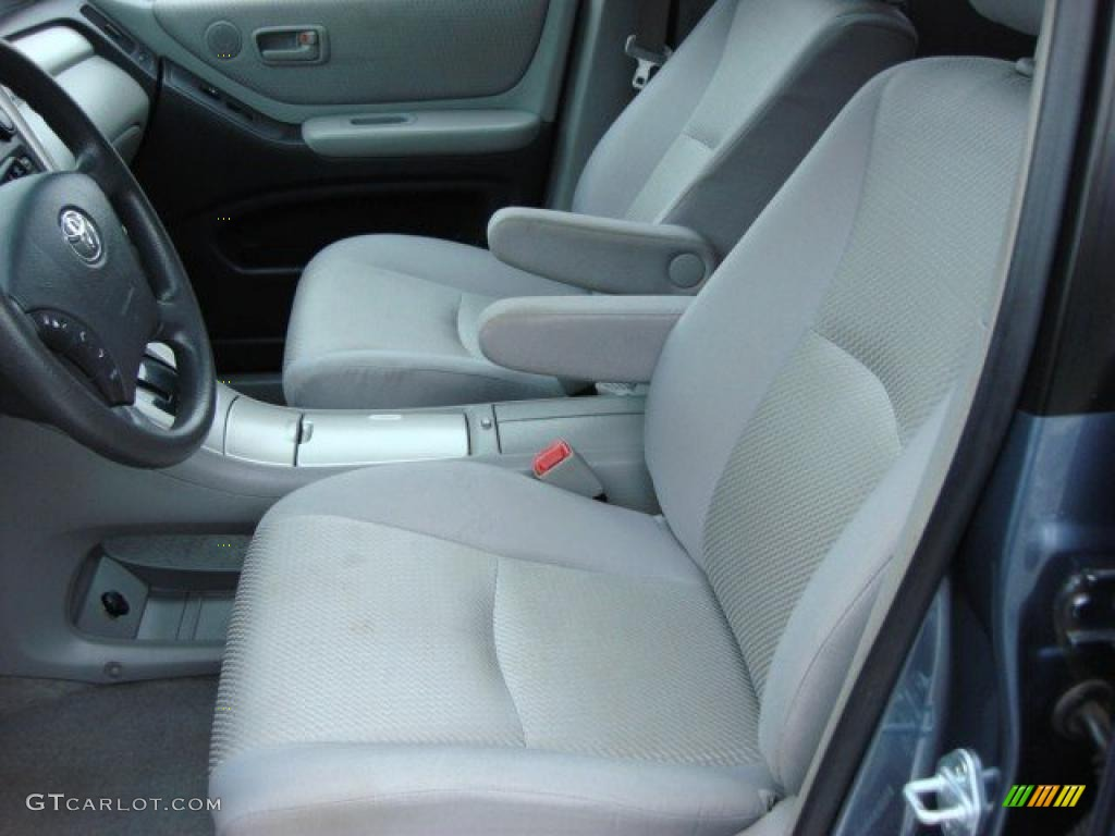 2007 toyota highlander hybrid 4wd interior color photos. Black Bedroom Furniture Sets. Home Design Ideas