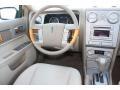 2008 White Suede Lincoln MKZ Sedan  photo #9