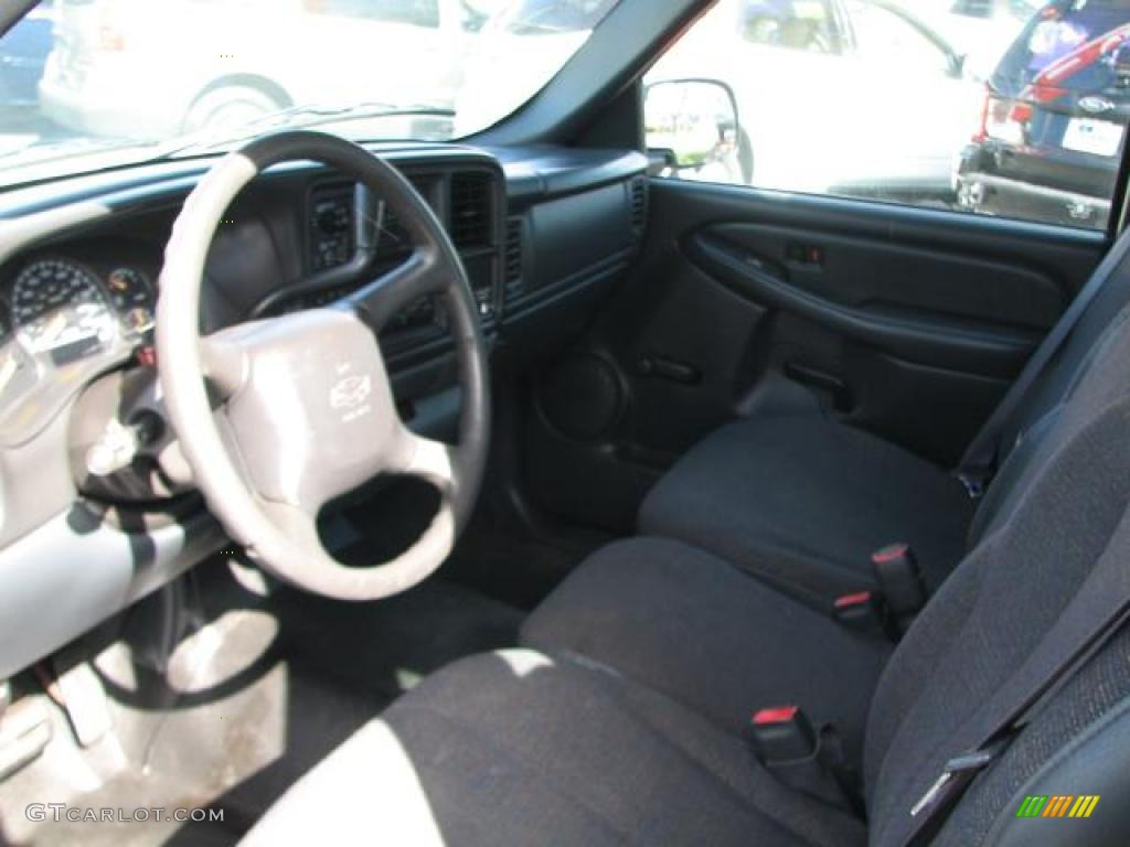 2000 Silverado 1500 Extended Cab - Summit White / Graphite photo #15