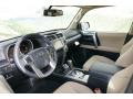 Sand Beige Leather 2011 Toyota 4Runner Interiors
