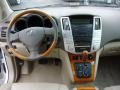Parchment Dashboard Photo for 2009 Lexus RX #46642430