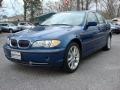 2002 Topaz Blue Metallic BMW 3 Series 330xi Sedan  photo #1