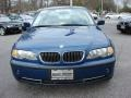 2002 Topaz Blue Metallic BMW 3 Series 330xi Sedan  photo #8