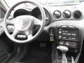 2005 Pontiac Grand Am Dark Pewter Interior Dashboard Photo