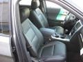 Charcoal Black Interior Photo for 2011 Ford Explorer #46644905