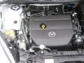 2012 MAZDA5 Sport 2.5 Liter DOHC 16-Valve VVT 4 Cylinder Engine