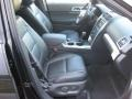 Charcoal Black Interior Photo for 2011 Ford Explorer #46646489